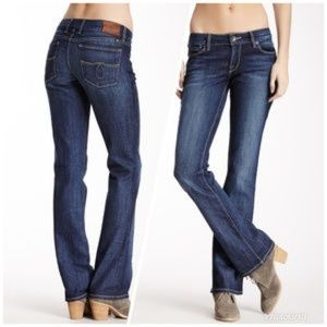 Lucky Brand Lola Bootcut Jeans w stretch 6